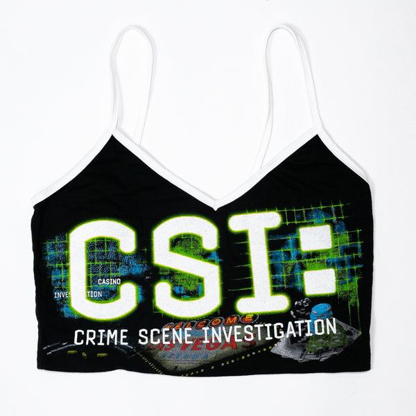 Rework'd CSI Singlet Top<br> (M)