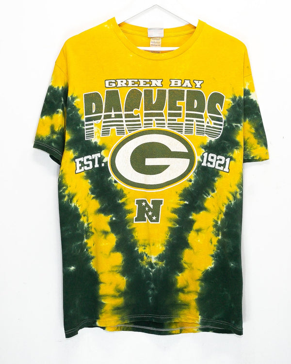 Vintage Green Bay Packers NFL T-Shirt <br> (L)