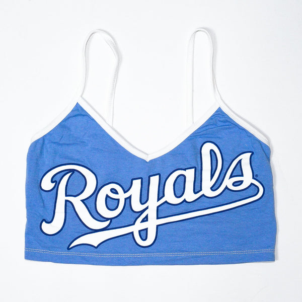 Rework'd Kansas City Royals Singlet Top<br> (XS)