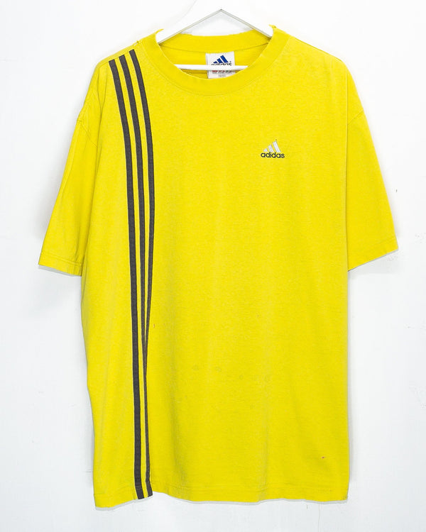 Vintage Adidas Embroidered T-Shirt <br> (XXL)