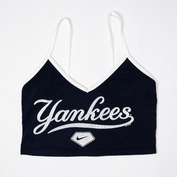 Rework'd New York Yankees Singlet Top<br> (XS)