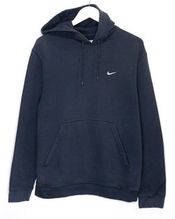 Vintage Early 00's Nike Embroidered Hoodie <br> (M)