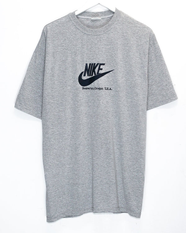 Vintage Bootleg Nike Embroidered T-Shirt <br> (XL)