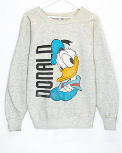 Vintage Donald Duck Jumper <br> (L)