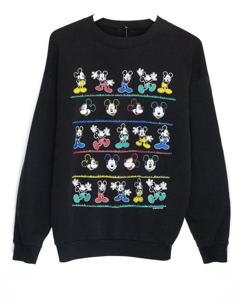 Vintage Mickey Mouse Jumper <br> (M/L)