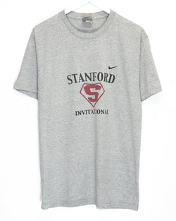 Vintage Nike Stanford Invitational T-Shirt <br> (M)