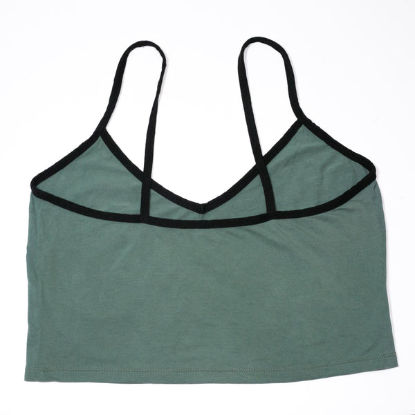 Rework'd Polo Singlet Top <br> (L)
