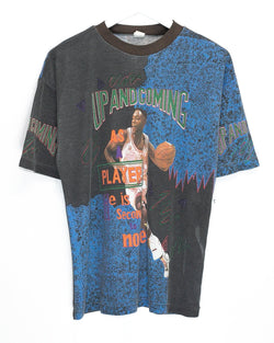 Vintage Basketball T-Shirt <br> (M/L)