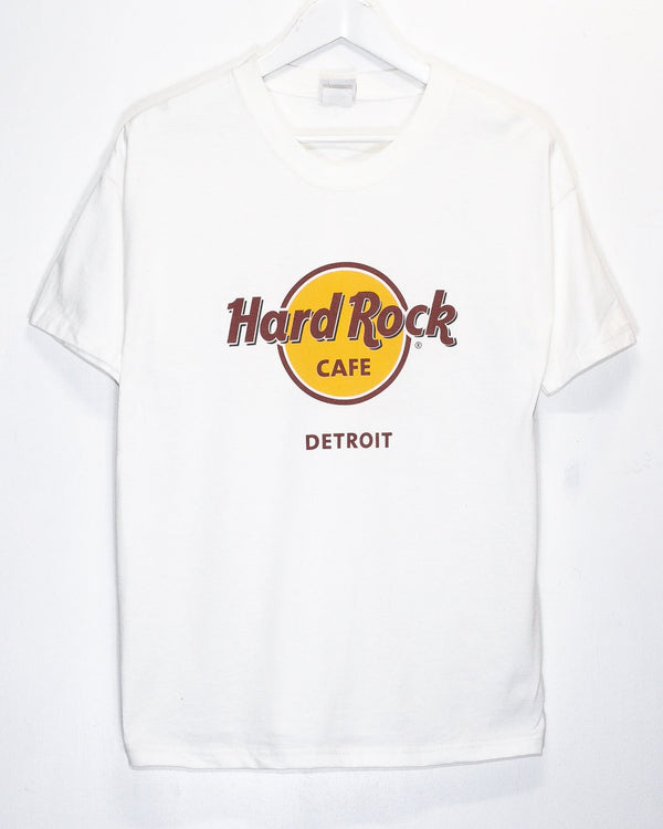 Vintage Hard Rock Cafe Detroit T-Shirt <br> (M/L)