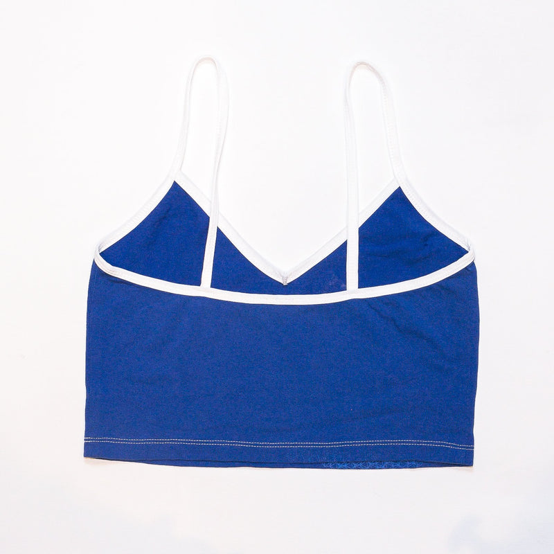 Rework'd Toronto Blue Jays Singlet Top <br> (S)