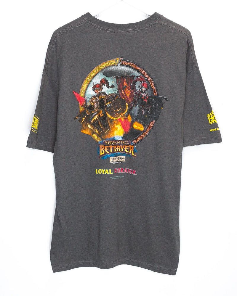 Vintage World of Warcraft T-Shirt <br> (XL)