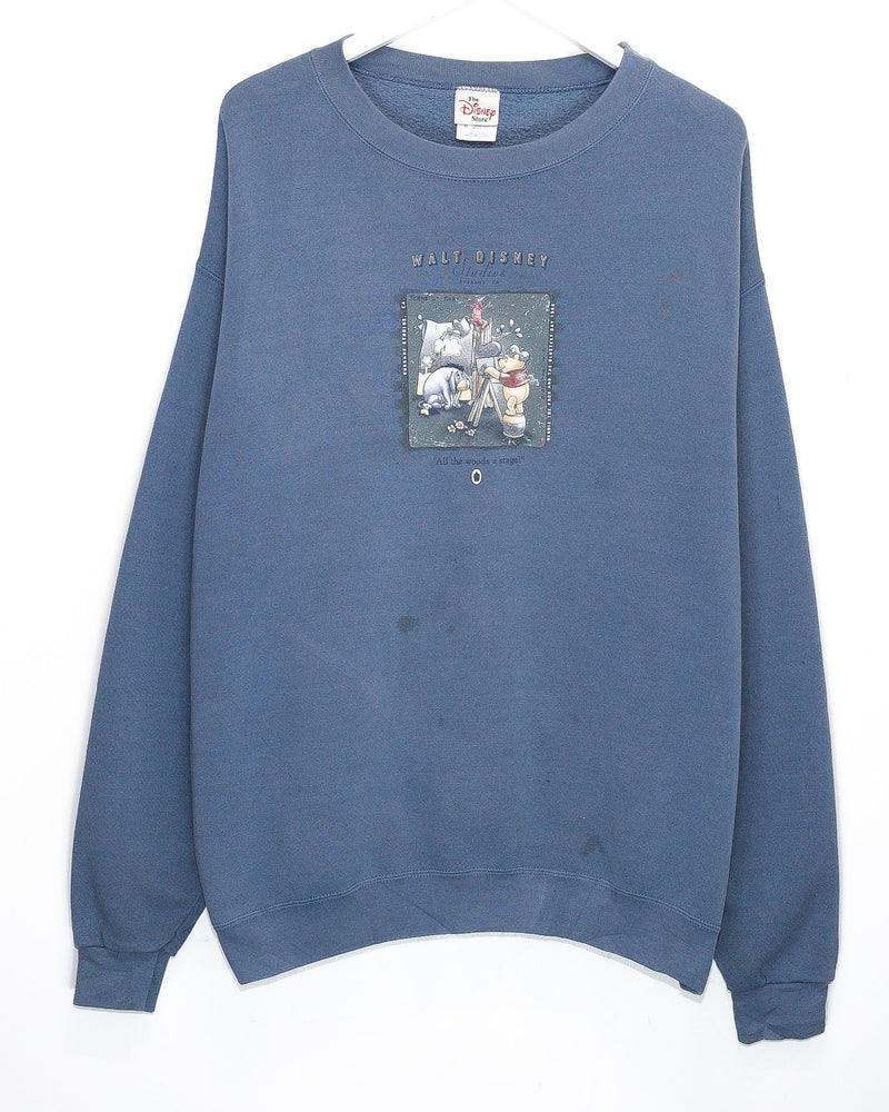 Vintage Walt Disney World Jumper<br> (XL)