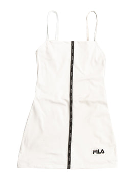 Storeroom Rework'd Fila Dress <br> (S)