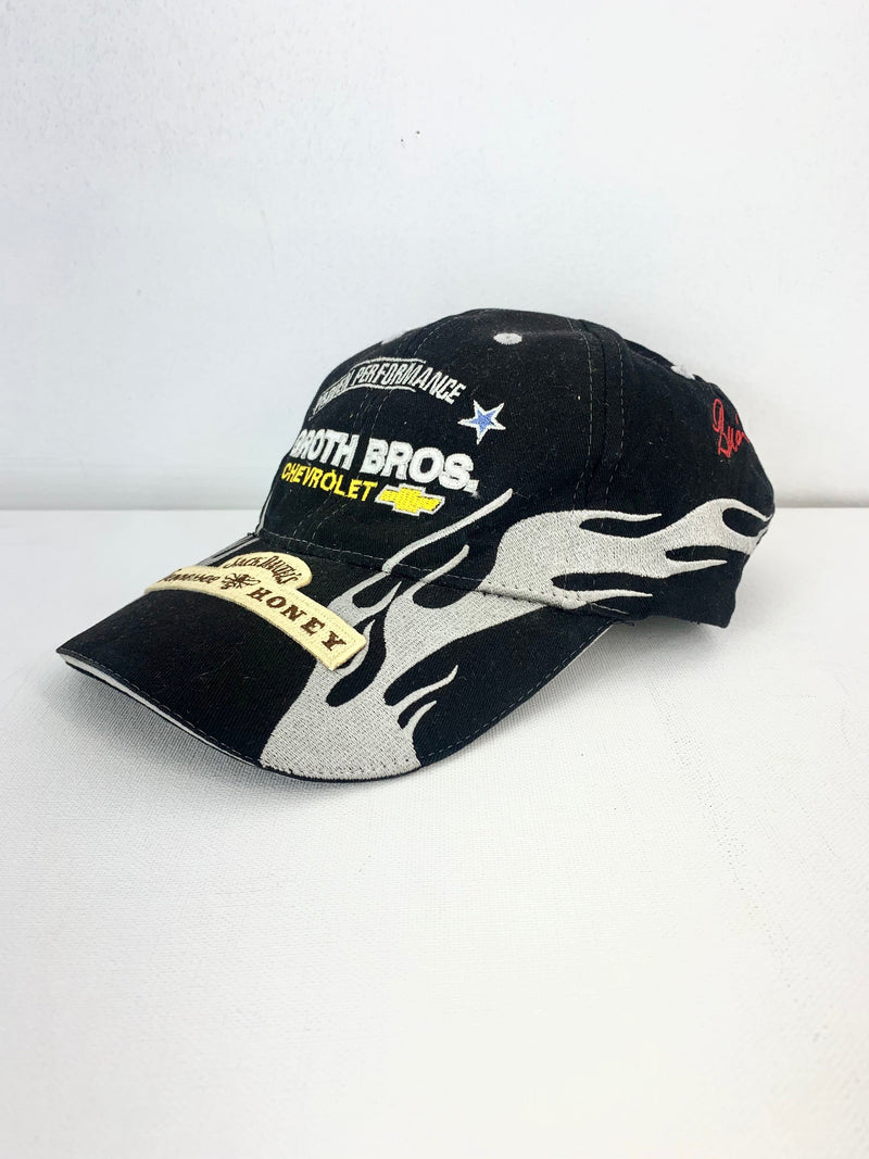 Vintage Chevy Jack Daniels Racing Hat