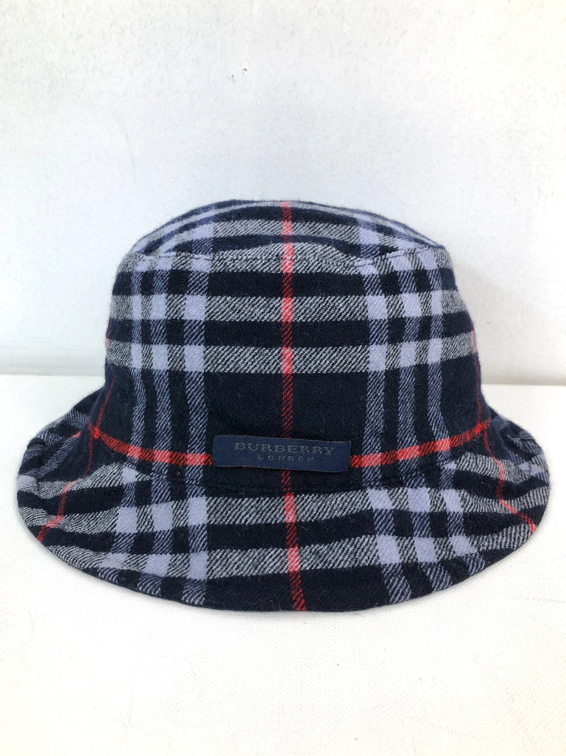 Vintage Burberry Bucket Hat (XS)