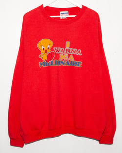 Vintage Tweety Bird Jumper <br> (XXL)