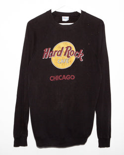 Vintage Hard Rock Cafe Chicago 80s Jumper <br> (L)