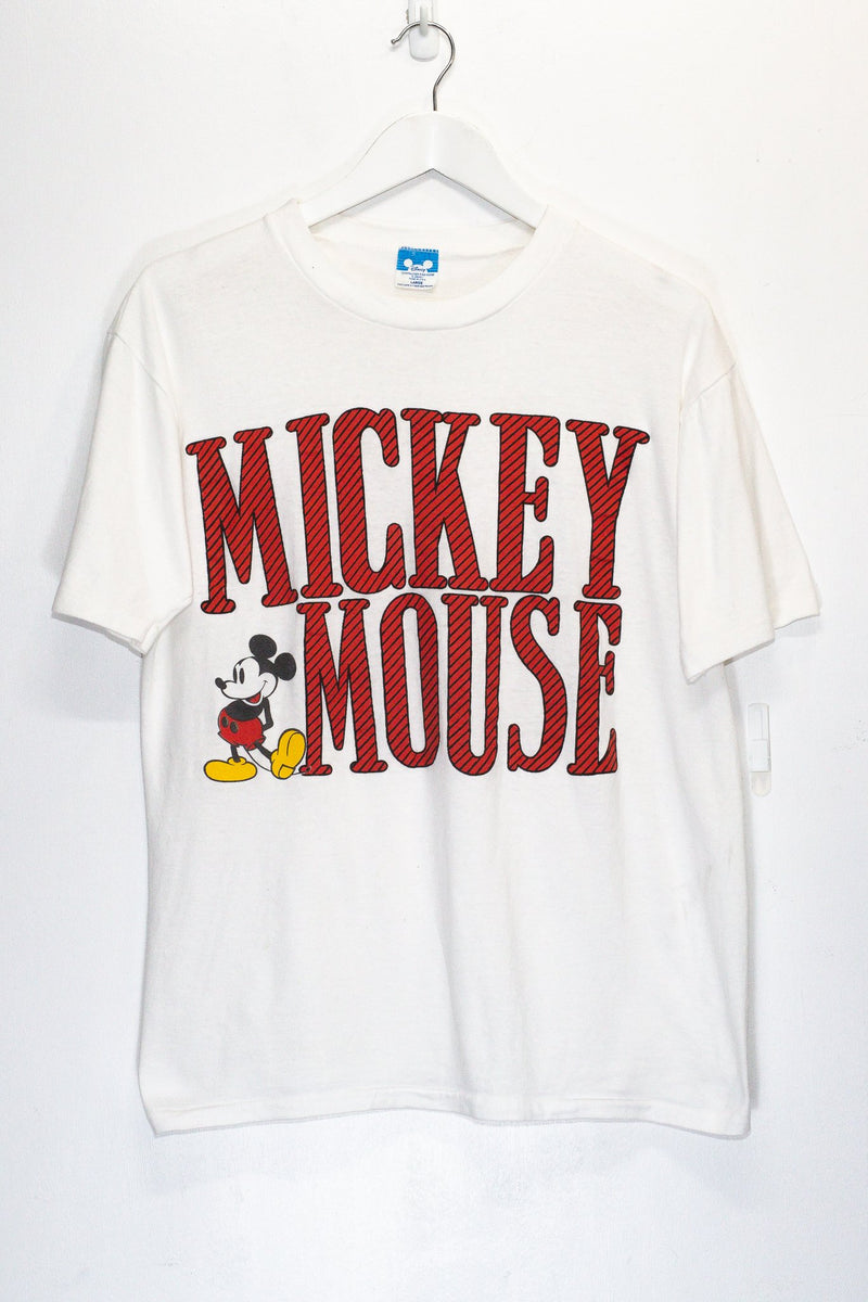 Vintage Mickey Mouse T-Shirt <br> (M)