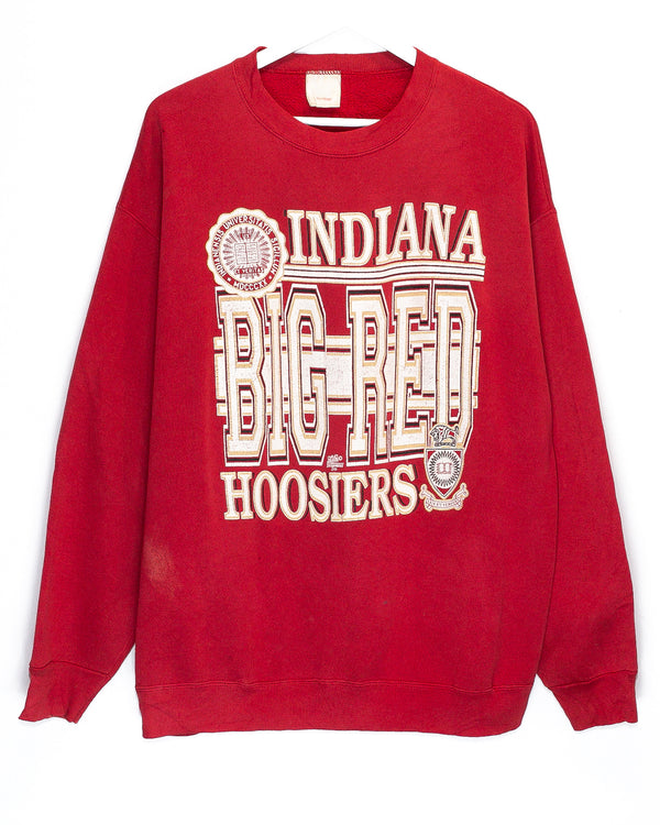 Vintage Indiana University Hoosiers Jumper <br> (XL)