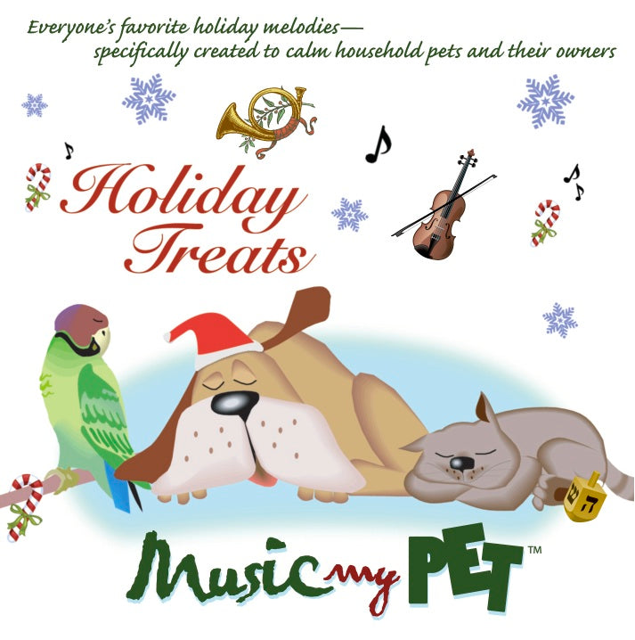 Holiday Treats CD