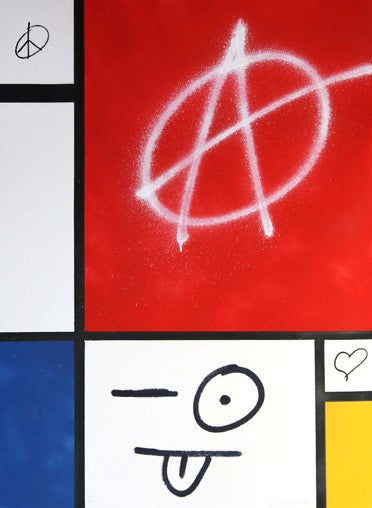 My Kid Just Ruined My Mondrian
