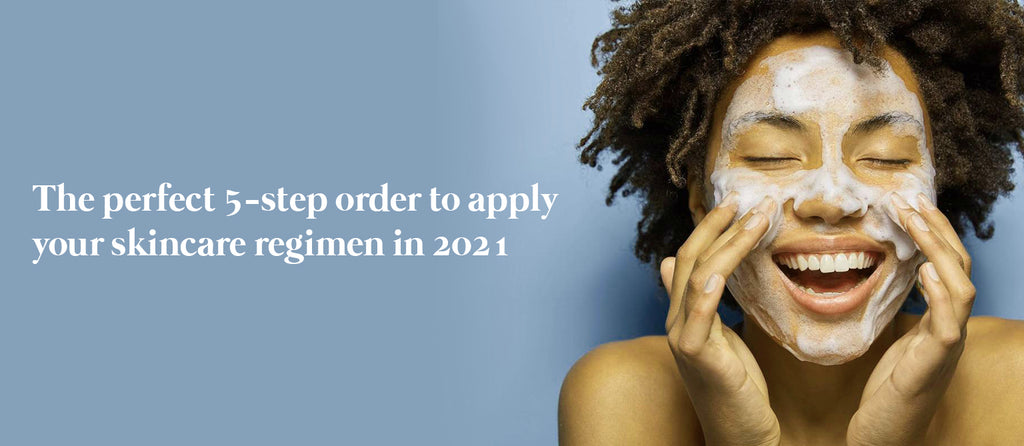 The Perfect 5-Step Order To Apply Your Skincare Regimen by Dr. Dele-Michael | Best Dermatologist in NYC