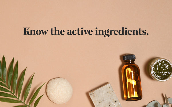 Know-the-active-ingredients | Dr. Dele-Michael | 212-229-0007