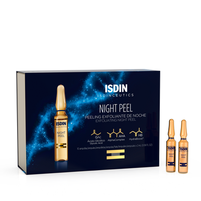 Isdinceutics Night Peel 30 ampoules.