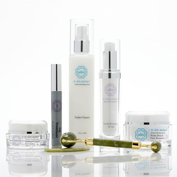 LOVE YOUR COLOR SKINCARE GIFT SET - ADM Skin