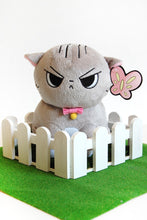 Load image into Gallery viewer, Angry Cat Plush