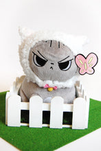 Load image into Gallery viewer, Angry Cat Sheep Hat Version