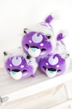 Load image into Gallery viewer, Floral Frolic Queenie, Dawnsing, and Rawra Bean Plush
