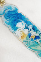 Load image into Gallery viewer, Haruka and Michiru Keychain