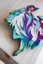 Load image into Gallery viewer, Rainbow Lobo Pin