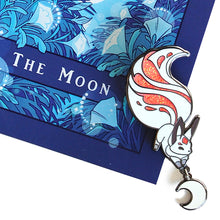 Load image into Gallery viewer, The Moon Tarot Pin