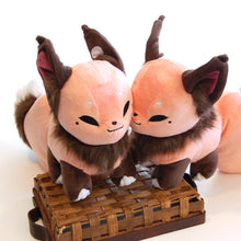 Load image into Gallery viewer, Floral Frolic Dawnsing Fox Plush