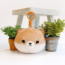 Load image into Gallery viewer, Shiba Inu Keychain