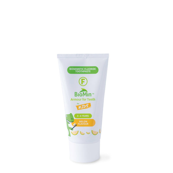 BioMin™ F for Kids Melon Toothpaste - HealthPulze