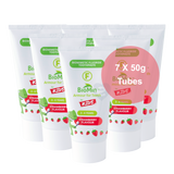 BioMin F 7 Pack for Kids Strawberry + Free Tube