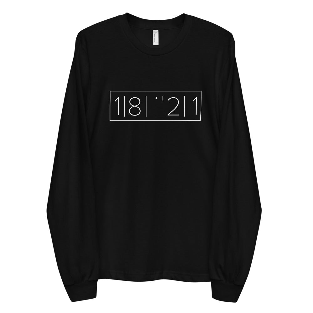 Long sleeve t-shirt with New Logo