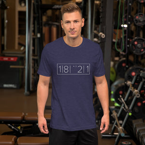 Short-Sleeve Unisex New Logo T-Shirt