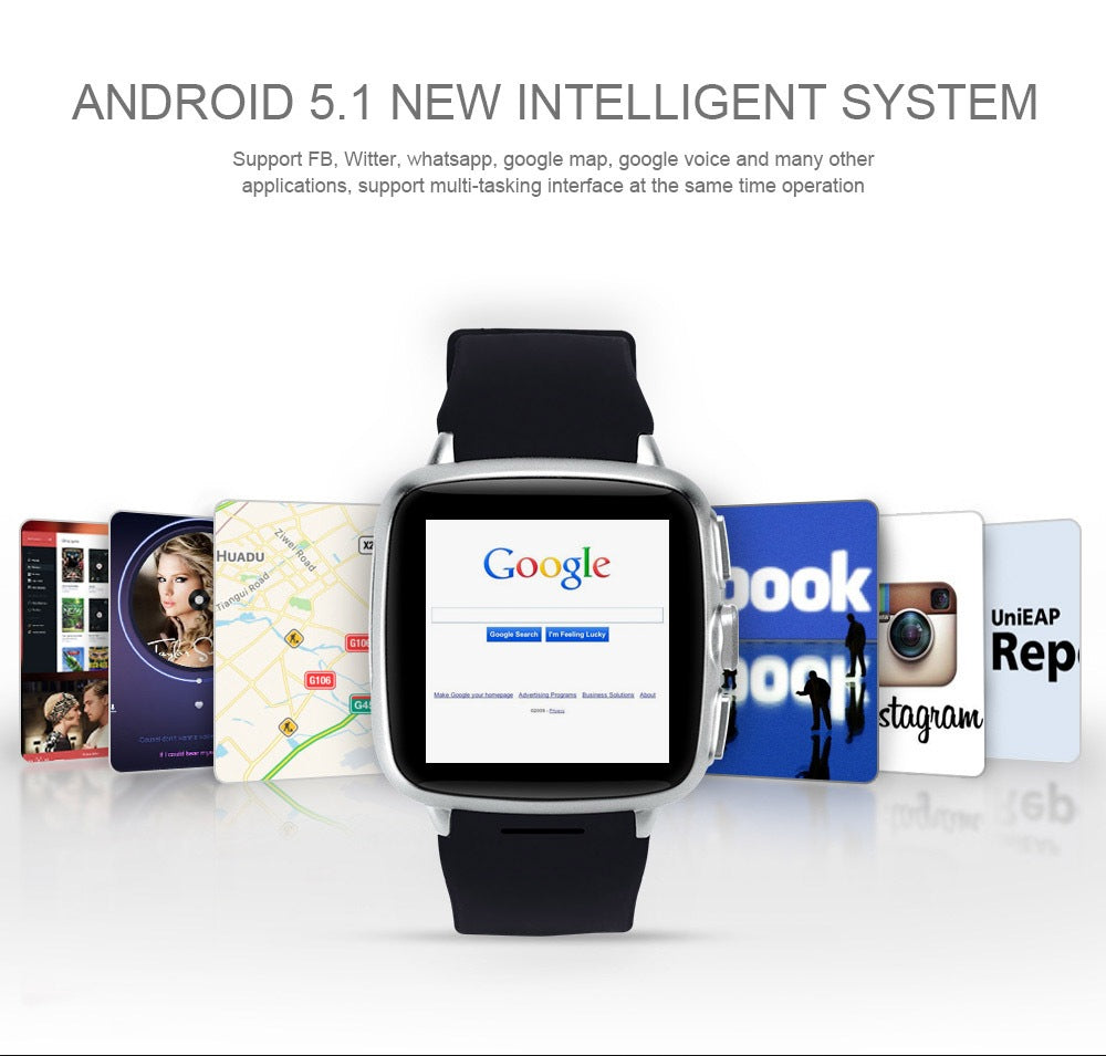 x9s smart-watch/phone for android