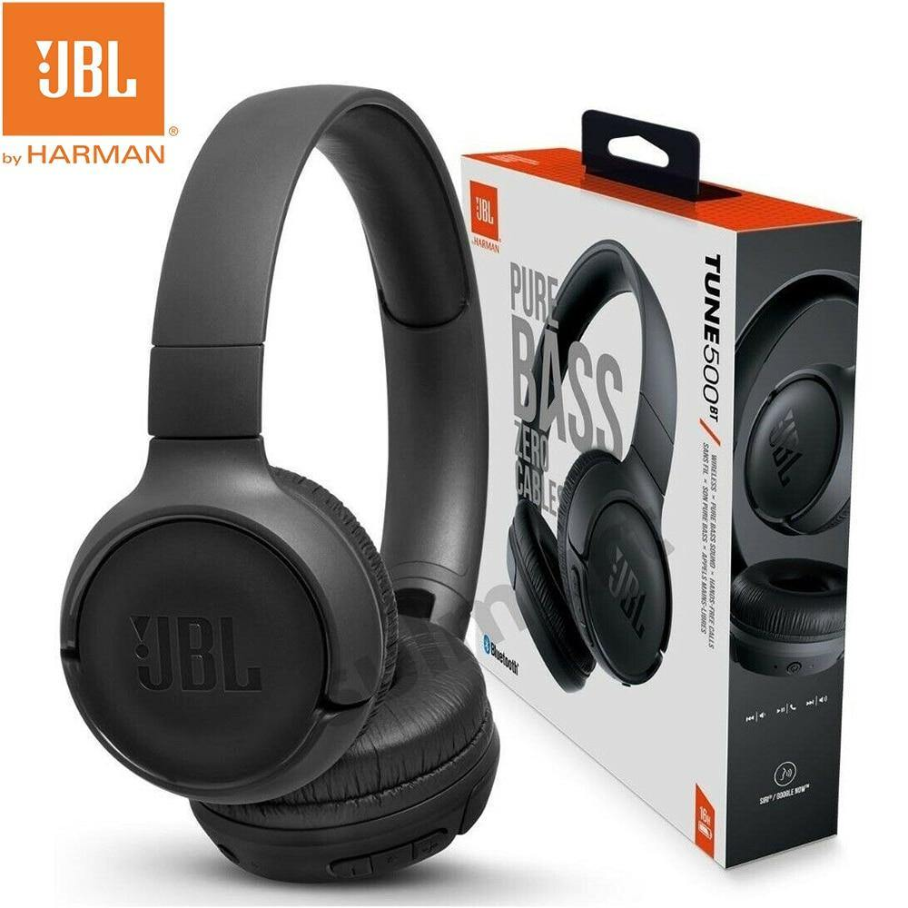 JBL Pure Bass 500 Wireless Headphones