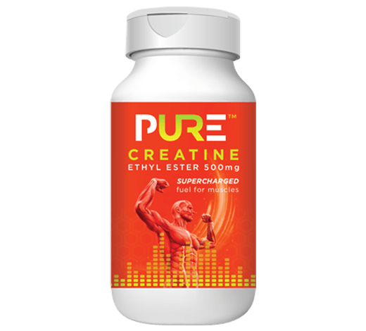 Pure Creatine Ethyl Ester