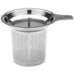 Metaltex in cup tea infuser - steel
