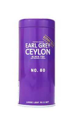 Earl Grey Ceylon BOP1 - 90 grams tin