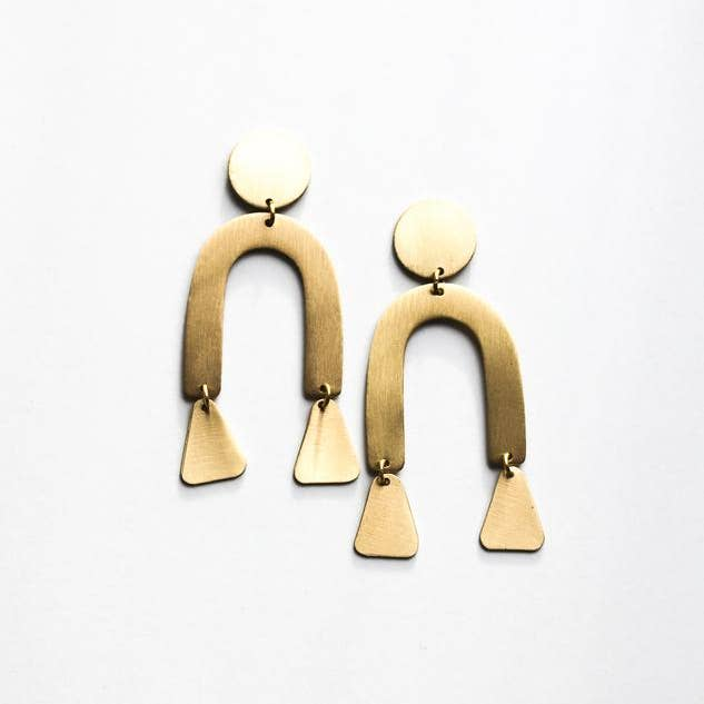 Modern Shape Earrings