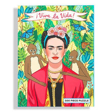 Load image into Gallery viewer, Viva La Frida Puzzle
