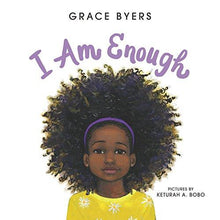 Load image into Gallery viewer, I Am Enough Book