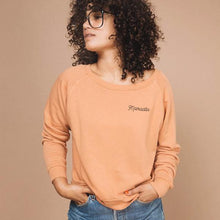 Load image into Gallery viewer, Mamacita Crop Sweatshirt